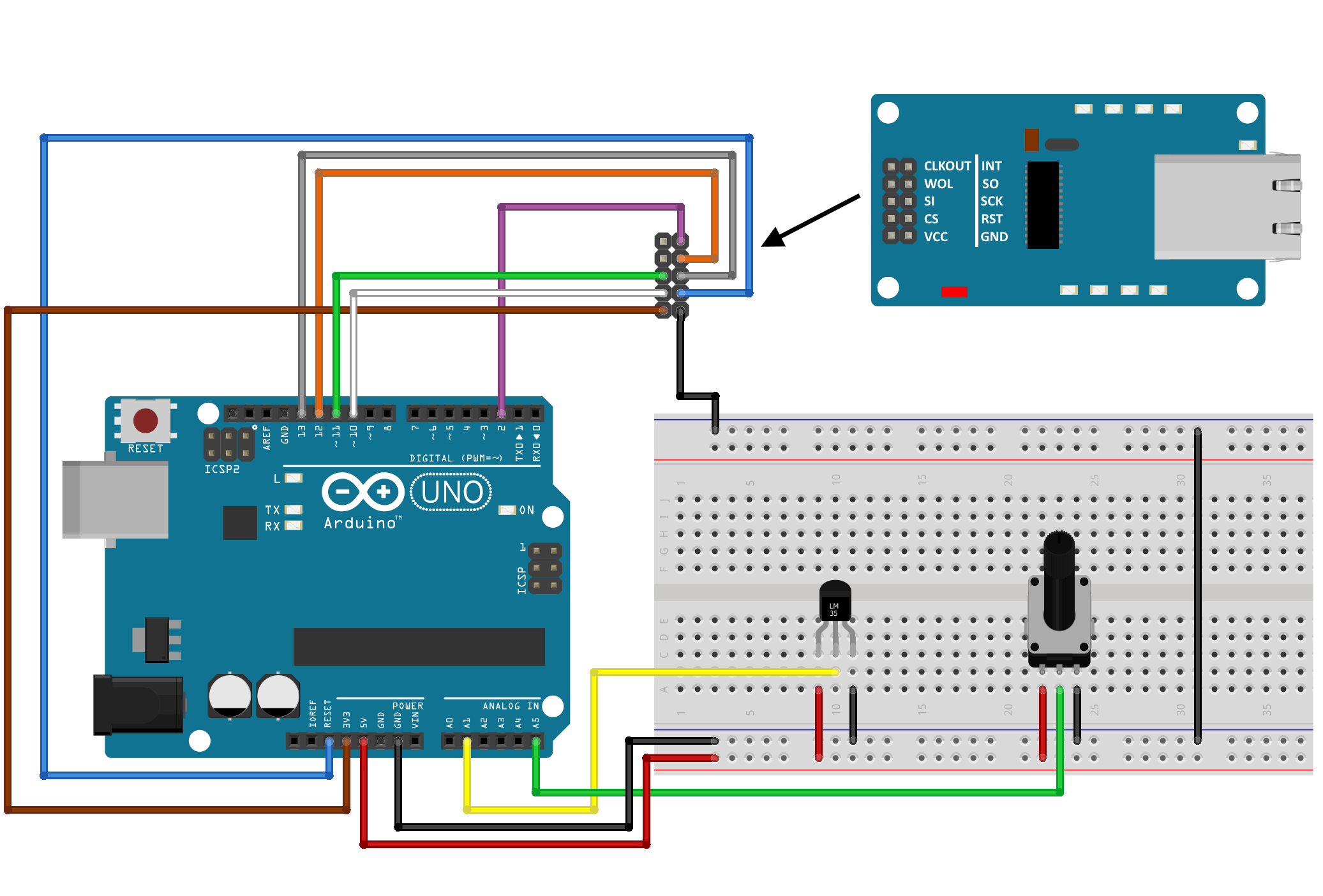 Receiving input from Arduino devices - HomeSeer