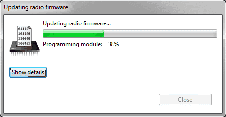 XCTU - Updating Firmware