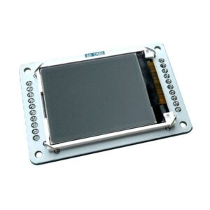 "Display LCD TFT 1.8"" Shield para Arduino"