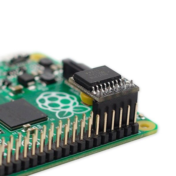 Real Time Clock RTC DS3231 para Raspberry Pi 3