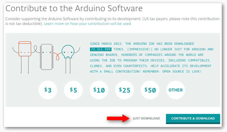 Download Arduino