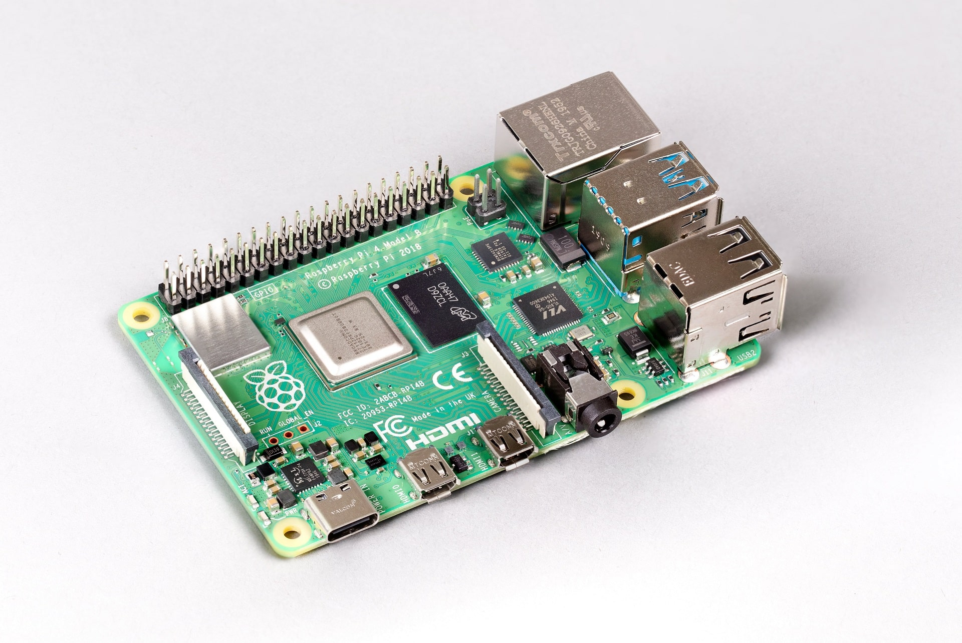 Raspberry Pi 4 com 8 GB